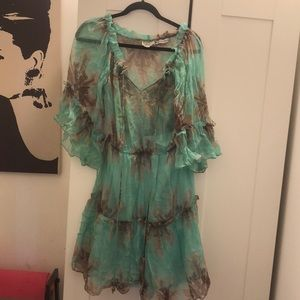 Gorgeous Milly turquoise dress